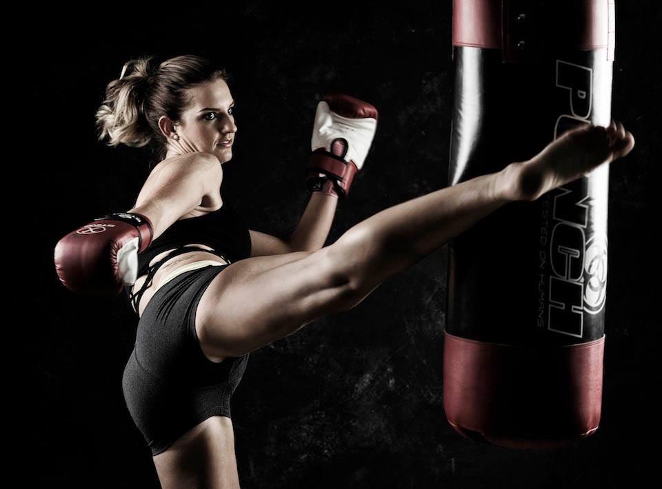 De ce este indicat sa practicati kickboxing?