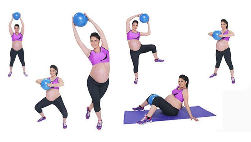 Ce sport pot face in timpul sarcinii?